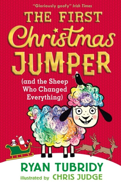 (ebook) First Christmas Jumper and the Sheep Who Changed Everything