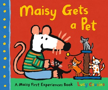 Maisy Gets A Pet by Lucy Cousins (9781406389746) - HardCover - Children's Fiction