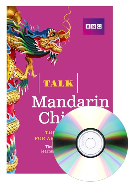 Talk Mandarin Chinese (Book + CD)