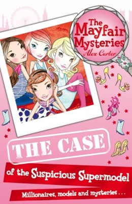 (ebook) The Mayfair Mysteries: The Case of the Suspicious Supermodel