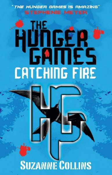 Hunger Games:  #2Catching Fire