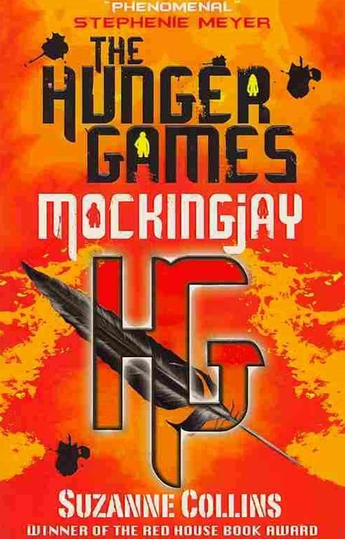 Hunger Games: #3 Mockingjay
