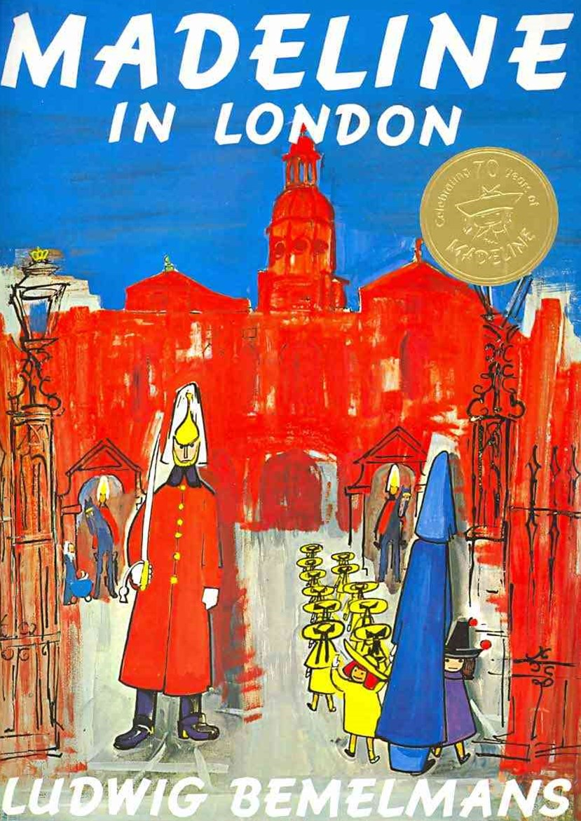 Madeline in London 70th Anniversary Edition