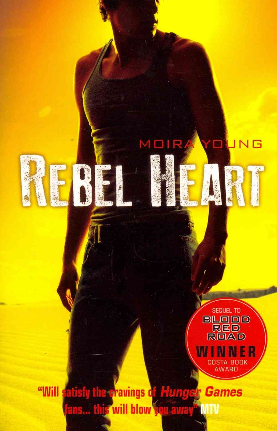 Dust Lands: #2 Rebel Heart