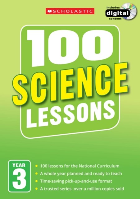 100 Science Lessons: Year 3