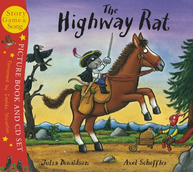 Highway Rat Book (with CD)