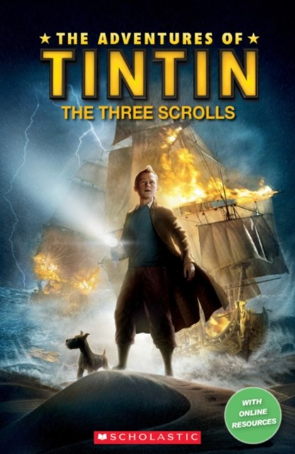 The Adventures of Tintin: the Three Scrolls