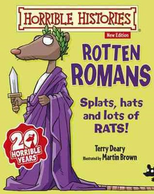 Horrible Histories: Rotten Romans (Junior Edition)