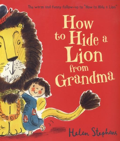 How to Hide a Lion from Grandma PB
