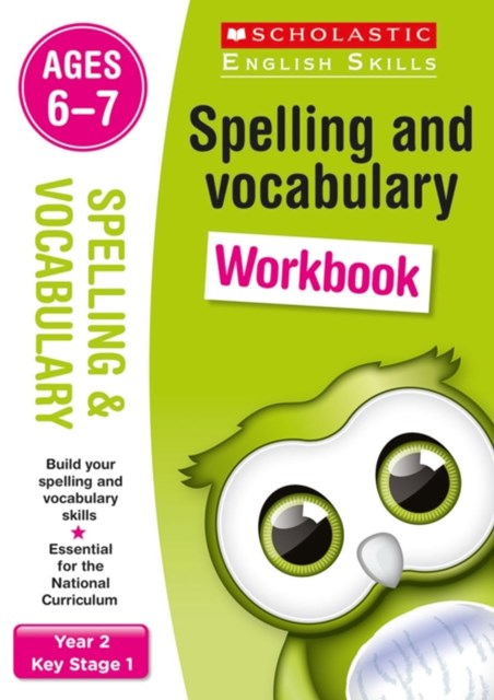 Spelling and Vocabulary Workbook (Year 2)