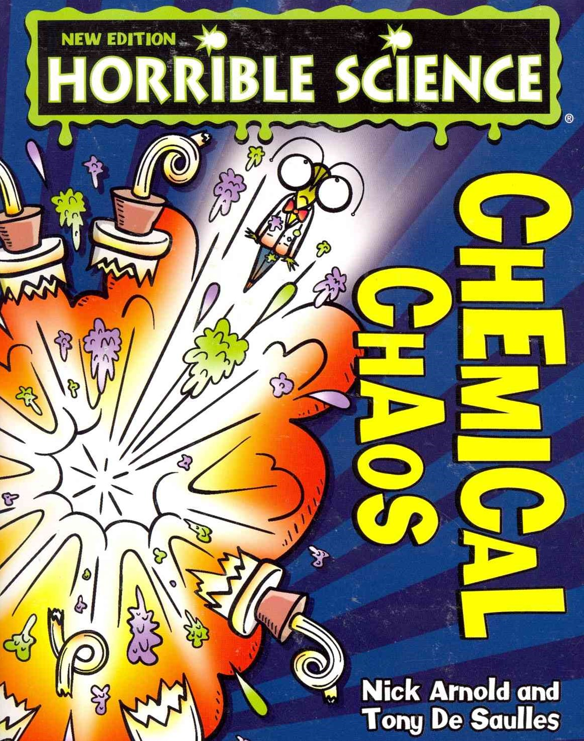Horrible Science: Chemical Chaos