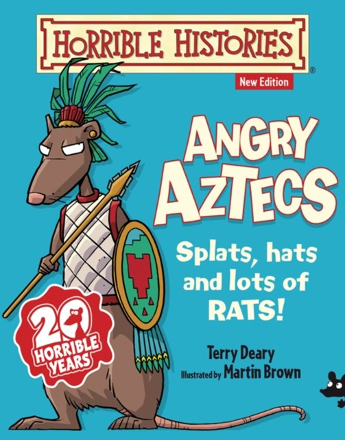 Horrible Histories: Angry Aztecs (Junior Edition)