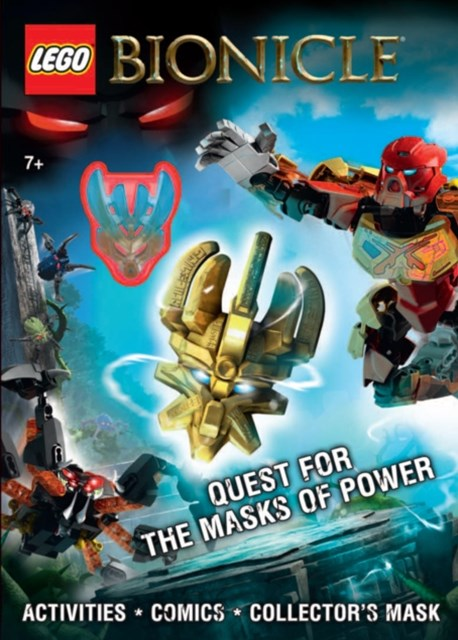 Lego Bionicle: Quest for the Masks of Power
