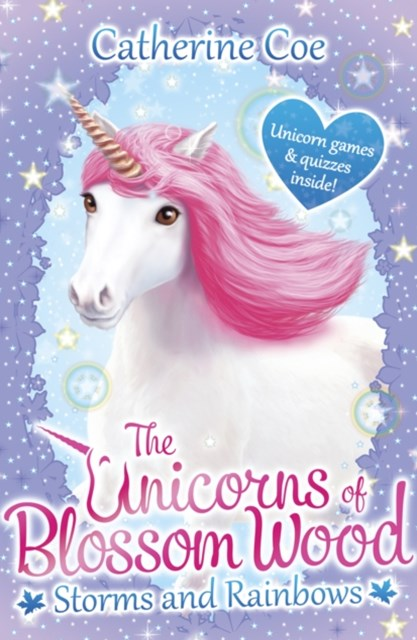 Unicorns of Blossom Wood: Storms and Rainbows