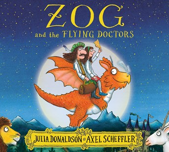 Zog and the Flying Doctors by Julia Donaldson (9781407173504) - PaperBack - Picture Books