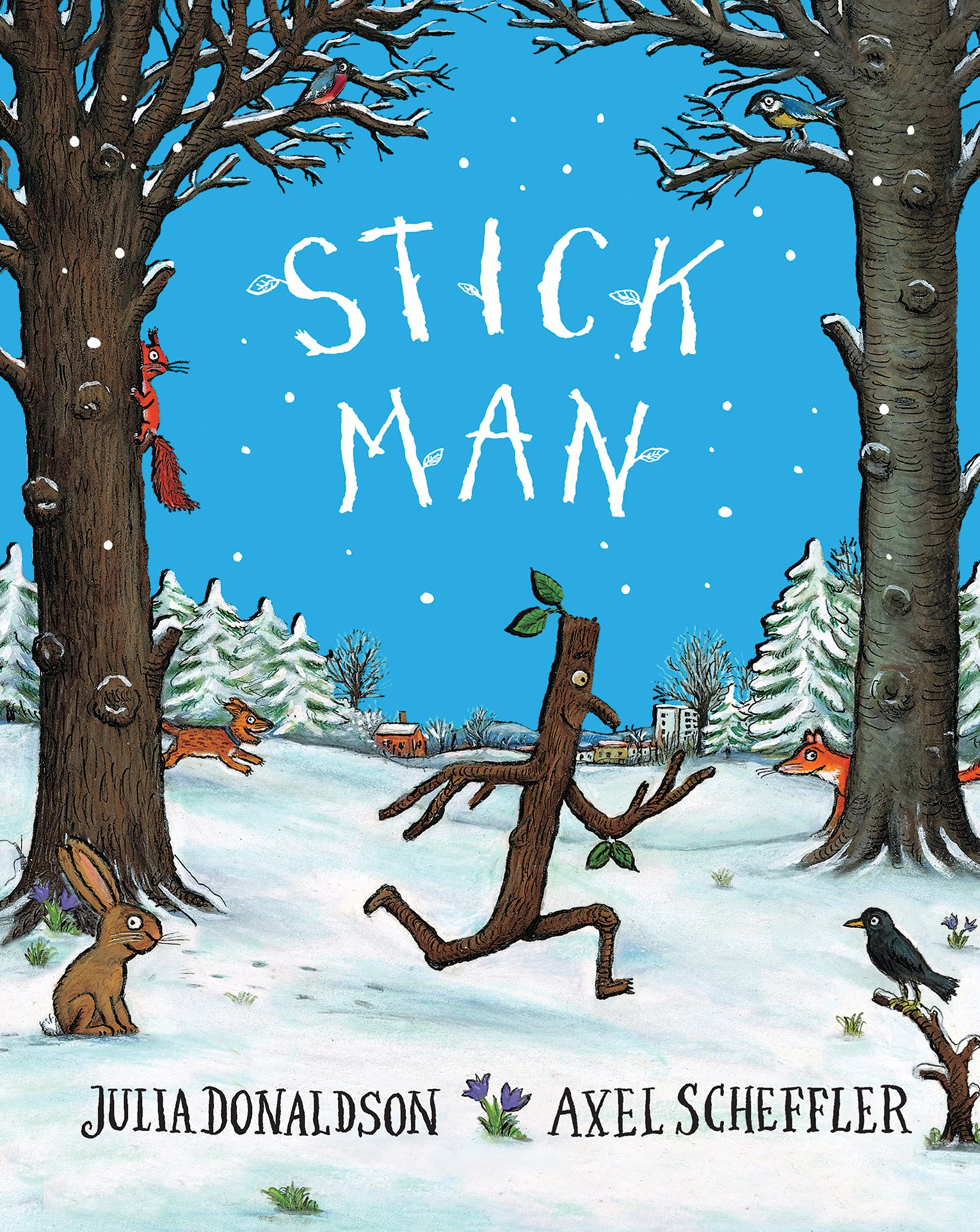 Stick Man 10th Anniversary Edition