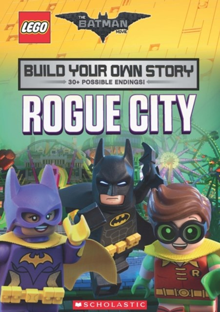 LEGO Batman Movie: Build Your Own Story: Rogue City