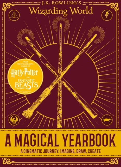 Wizarding World: A Magical Yearbook