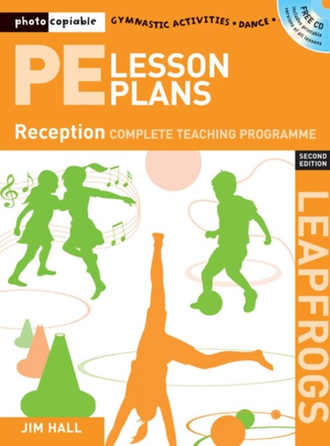 PE Lesson Plans Year R - Complete Teaching Programme