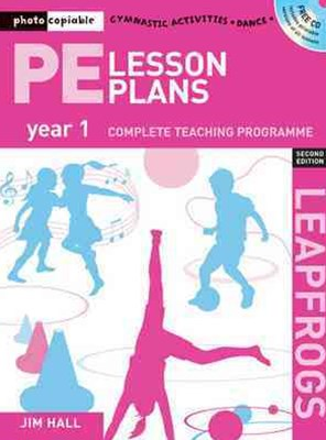 PE Lesson Plans Year 1 - Complete Teaching Programme