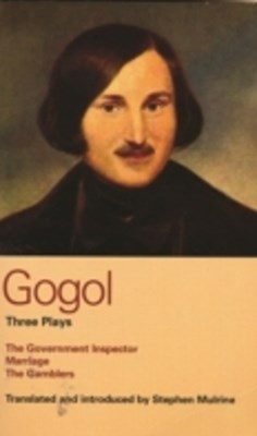 (ebook) Gogol Three Plays
