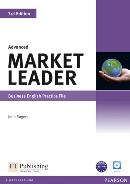 Market Leader Advanced Practice File & Practice File CD Pack