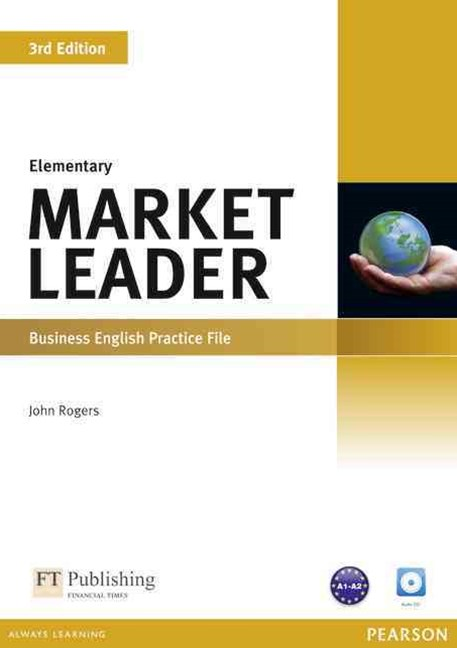 Market Leader 1 Elementary Practice File and CD Pack