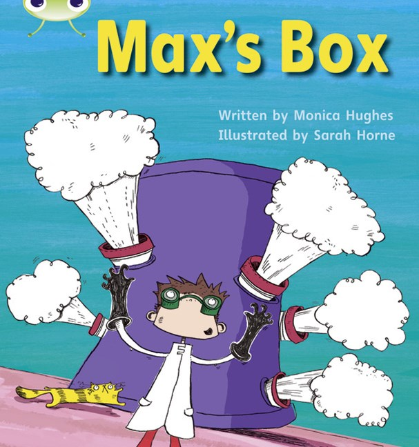 Phonics Bug Phase 3: Max's Box (Reading Level 3/F&P Level C)