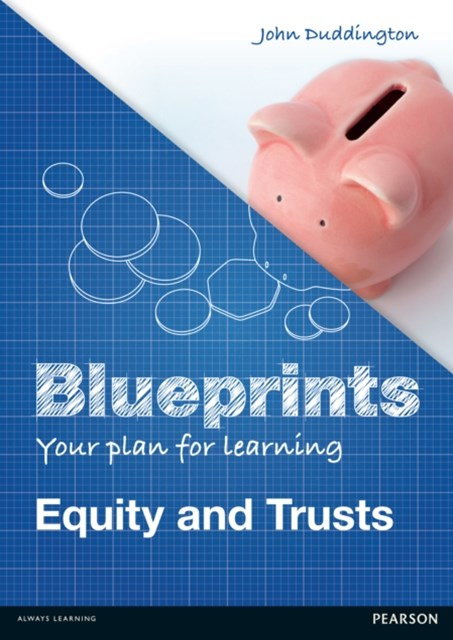 (ebook) Blueprints: Equity and Trusts