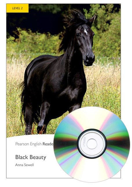 Pearson English Readers Level 2: Black Beauty (Book + MP3)