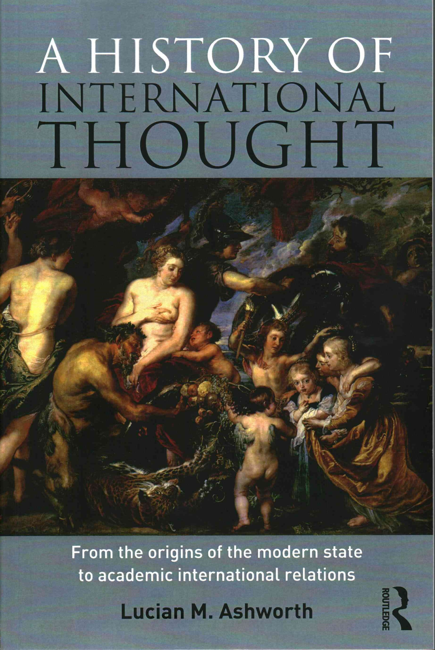 History of International Thought