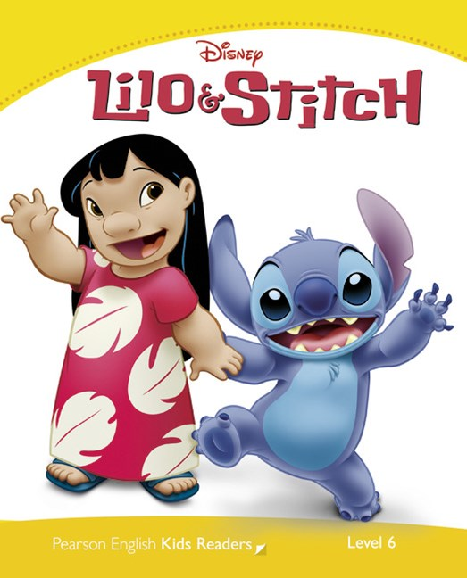 Penguin Kids 6 Lilo and Stitch Reader