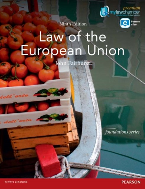 (ebook) Law of the European Union (Foundations series)