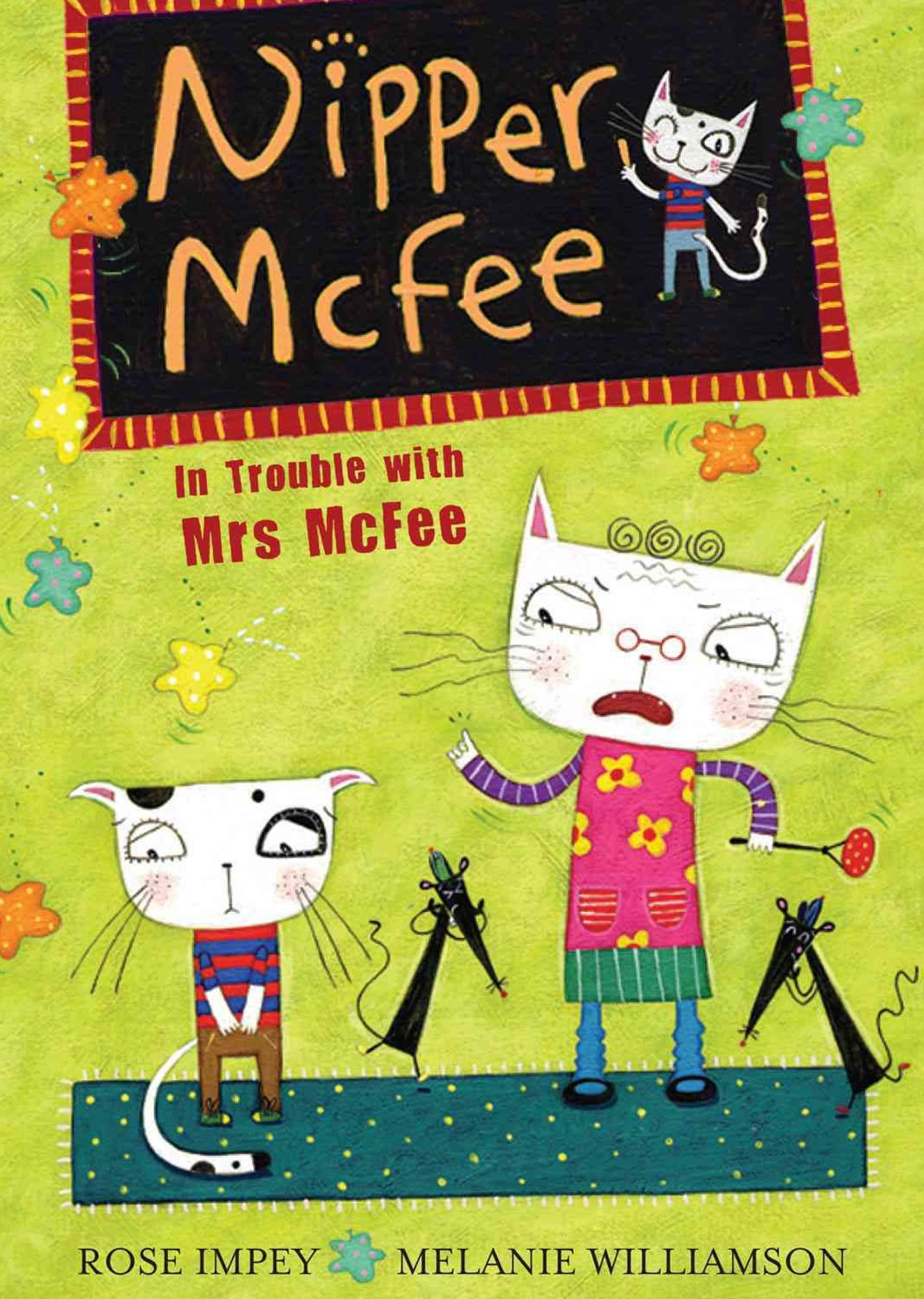 Nipper McFee: In Trouble with Mrs McFee