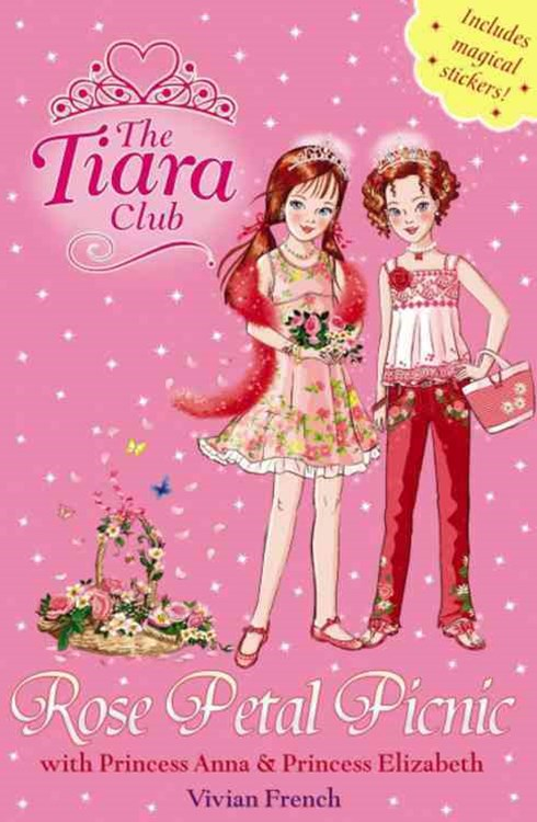 The Tiara Club: Rose Petal Picnic