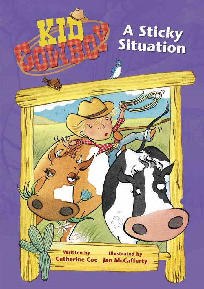 Kid Cowboy: A Sticky Situation