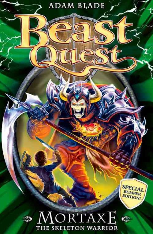 Beast Quest: Special 06: Mortaxe the Skeleton Warrior