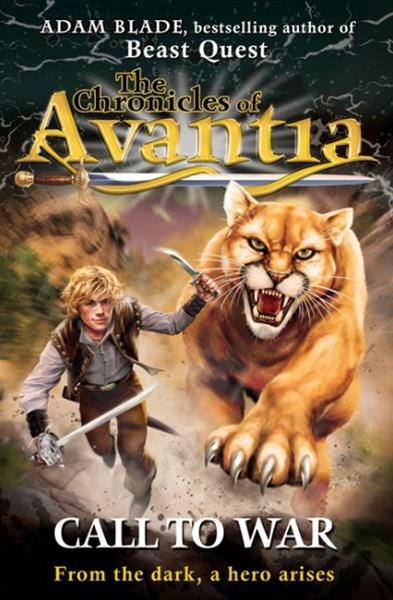 Chronicles of Avantia: Book 03: Call to War