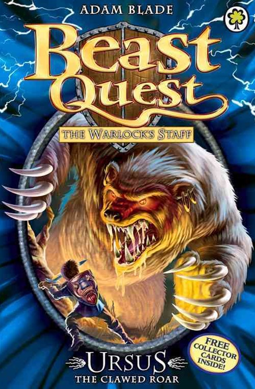 Beast Quest: Series 9 Book 1: Ursus the Clawed Roar