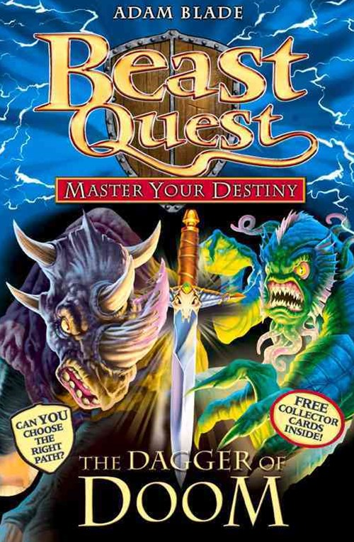 Beast Quest: Master Your Destiny 02: The Dagger of Doom