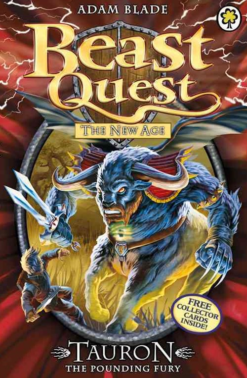 Beast Quest: Series 11 Book 6: Tauron the Pounding Fury