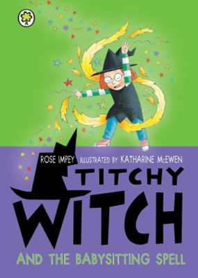 (ebook) Titchy Witch and the Babysitting Spell