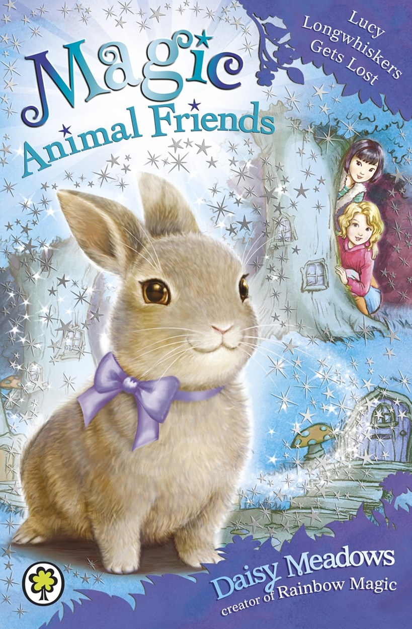 Magic Animal Friends: Lucy Longwhiskers Gets Lost