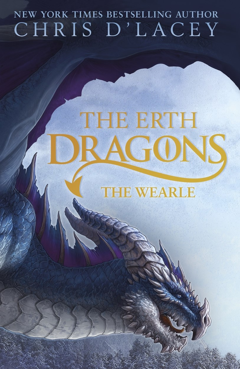 The Wearle (The Erth Dragons Book 1)