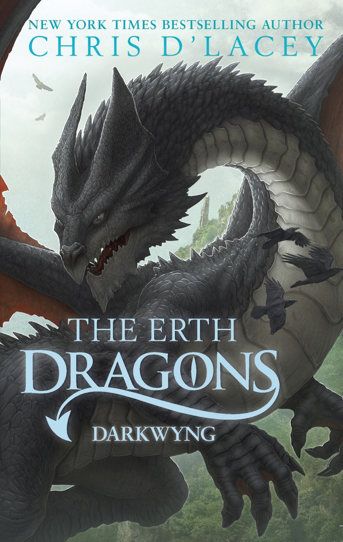Darkwyng (The Erth Dragons Book 2)