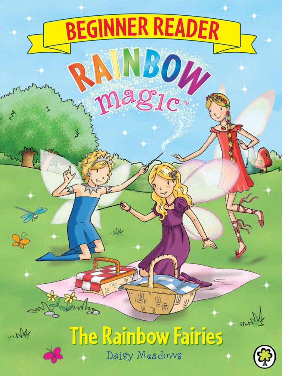 Rainbow Magic: Beginner Reader 01: The Rainbow Fairies