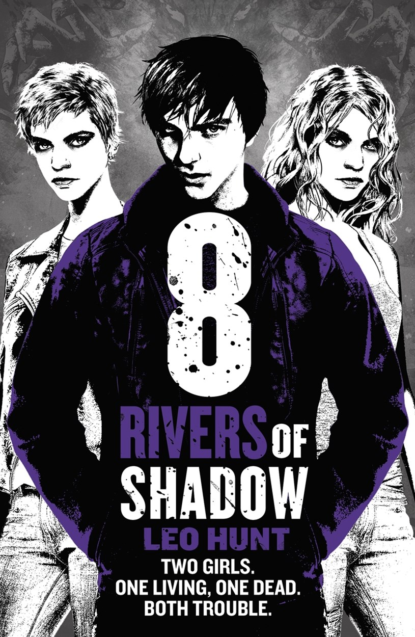 Thirteen Days of Midnight trilogy: Eight Rivers of Shadow