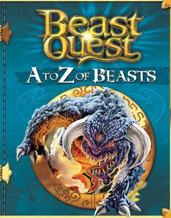 Beast Quest: A to Z of Beasts