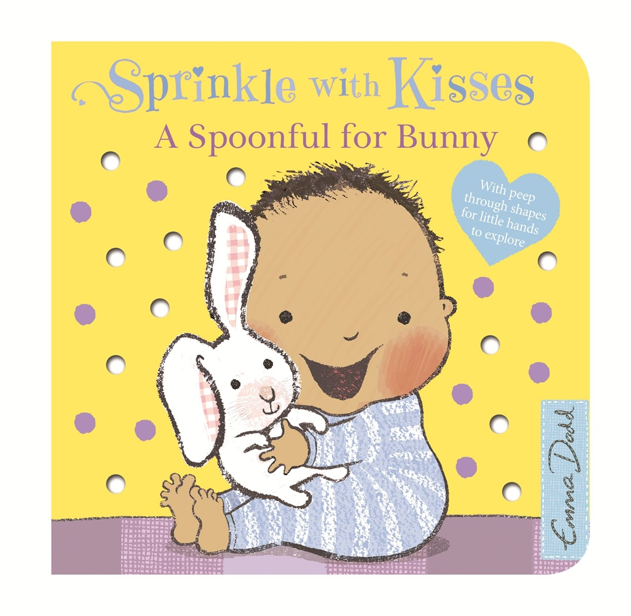 Sprinkle With Kisses: Spoonful for Bunny