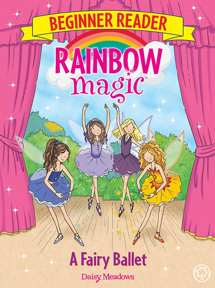 Rainbow Magic: Beginner Reader 07: A Fairy Ballet